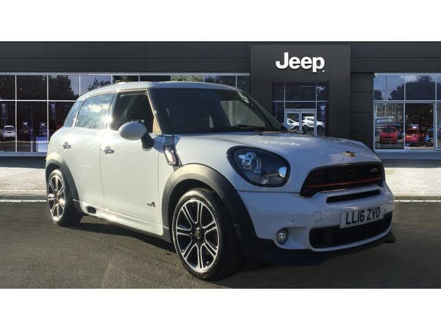 2015 MINI Countryman 1.6 John Cooper Works (Chili) Auto (16 reg)