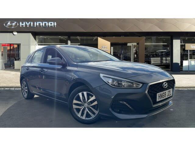 2018 Hyundai i30 1.0 T-GDi SE Hatchback (68 reg)
