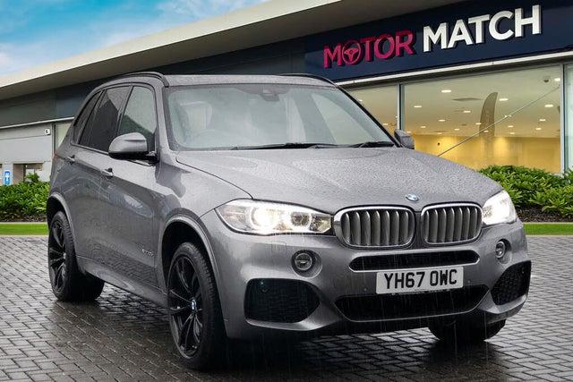 2017 BMW X5 2.0 xDrive40e M Sport (313bhp) Auto (67 reg)