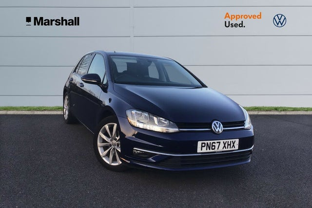 2017 Volkswagen Golf 1.5 TSI GT (150ps) Hatchback 5d (67 reg)