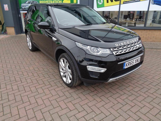 2015 Land Rover Discovery Sport 2.0Td4 HSE Luxury Auto (65 reg)