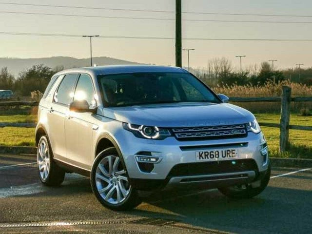 2018 Land Rover Discovery Sport 2.0Td4 HSE Luxury AWD Auto (68 reg)