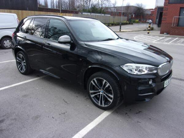 2017 BMW X5 3.0TD M50d Auto (66 reg)