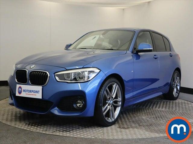 2019 BMW 1 Series 1.5 118i M Sport (138bhp) 5d (19 reg)