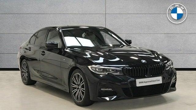 2020 BMW 3 Series 2.0 320i M Sport TU Saloon 4d (69 reg)