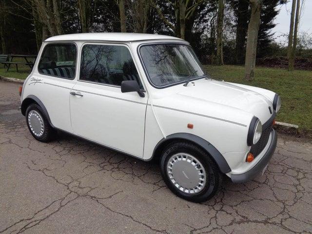 1988 Austin Mini 1.0 Designer Ltd Edn