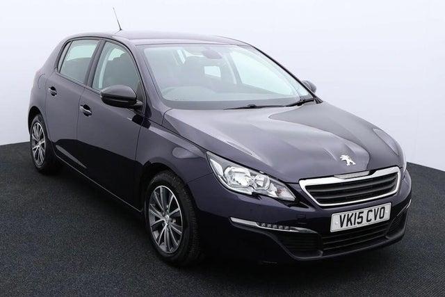 2015 Peugeot 308 1.2 Active (110bhp) (15 reg)