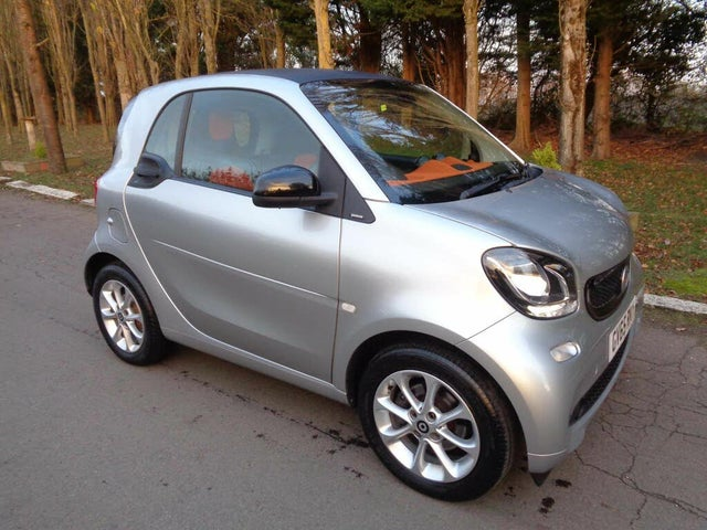 2016 Smart fortwo 1.0 Passion (70bhp) (Premium)(s/s) Coupe (65 reg)