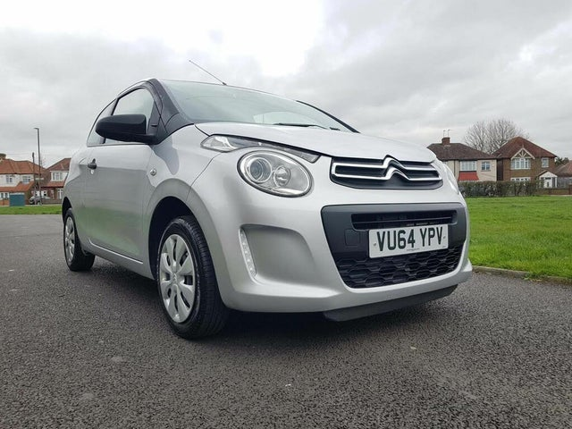2014 Citroen C1 1.0 Touch (64 reg)