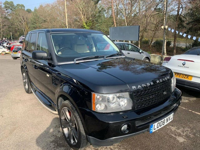 2008 Land Rover Range Rover Sport 2.7TD HSE (08 reg)