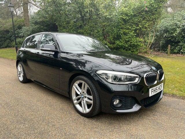 2015 BMW 1 Series 2.0TD 120d M Sport (190bhp) 5d (15 reg)