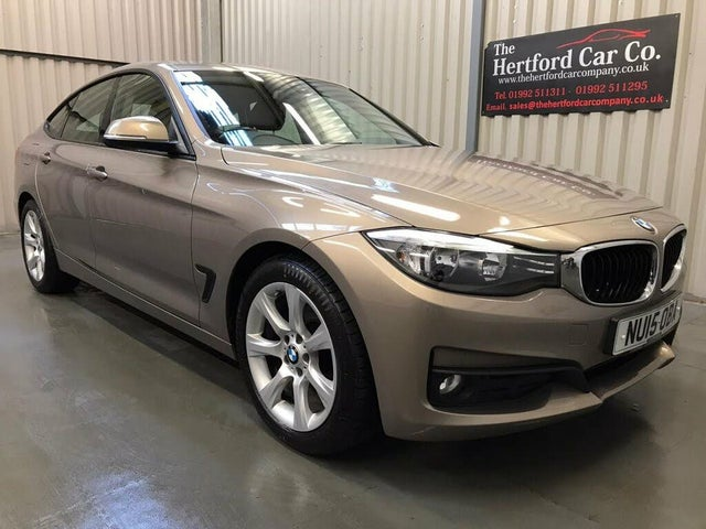 2015 BMW 3 Series 2.0TD 320d SE GT (184bhp) Auto (15 reg)