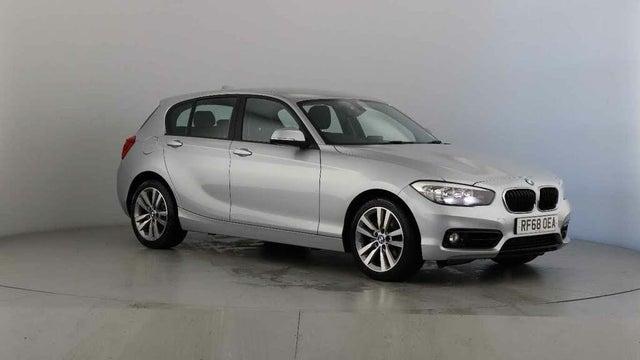 2018 BMW 1 Series 1.5 118i Sport 5d (68 reg)