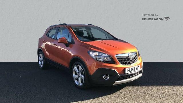 2015 Vauxhall Mokka 1.4 Exclusiv (15 reg)