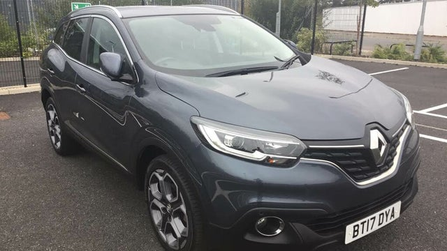 2017 Renault Kadjar 1.2 TCe Dynamique S Nav (s/s) (17 reg)