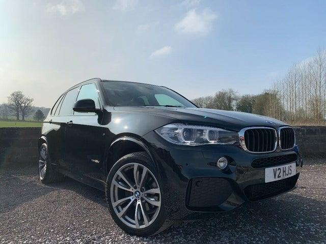 2018 BMW X5 3.0TD xDrive30d M Sport (HJ reg)