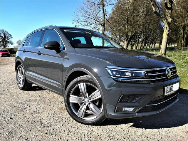 2017 Volkswagen Tiguan 2.0TDI SEL (150ps) 4Motion (s/s) (67 reg)