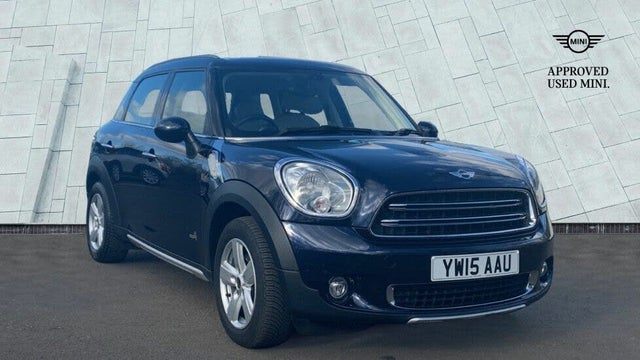 2015 MINI Countryman 1.6 Cooper ALL4 Auto (15 reg)