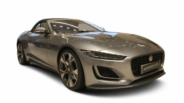 Used Jaguar F-TYPE First Edition for sale - CarGurus