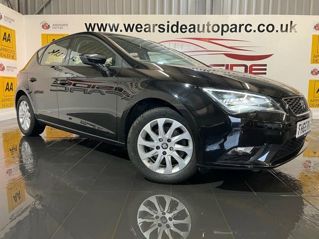 2015 Seat Leon 2.0TDI SE Hatchback 5d DSG (65 reg)
