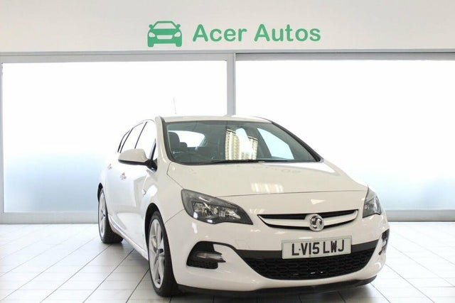 2015 Vauxhall Astra 1.4 Limited Edition Turbo (15 reg)