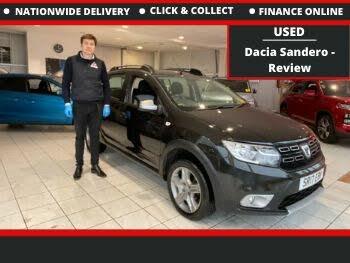 2017 Dacia Sandero Stepway 0.9 TCe Laureate (17 reg)