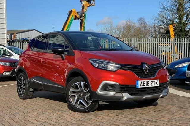 2018 Renault Captur 0.9 TCe Dynamique S Nav (12 reg)