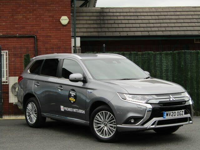 2020 Mitsubishi Outlander 2.4 Dynamic Safety PHEV (20 reg)