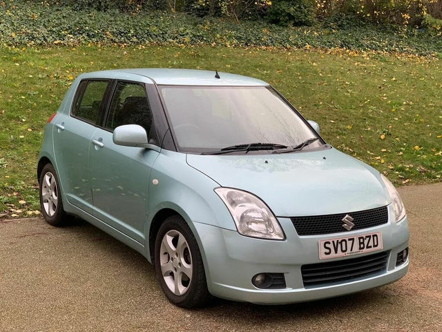 2007 Suzuki Swift 1.5 GLX 5d Auto (07 reg)