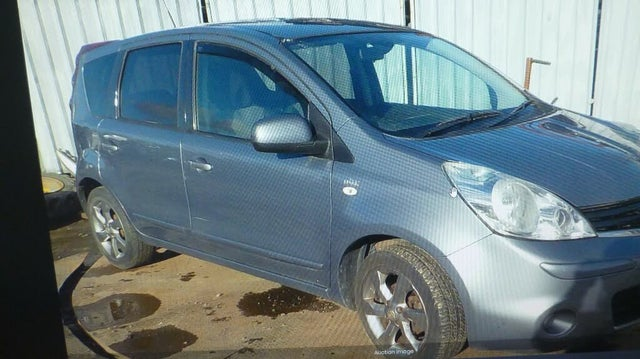 2011 Nissan Note 1.4 N-TEC (61 reg)