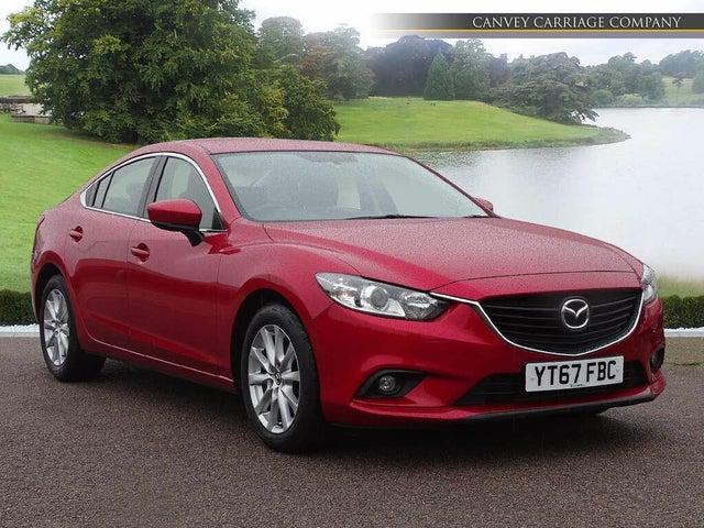 2017 Mazda Mazda6 2.2TD SE SKYACTIV-D (NAV) Saloon 4d (67 reg)