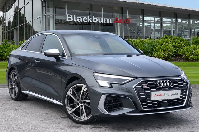 Used 2021 Audi S3 for sale in Northwich - CarGurus.co.uk