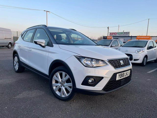 2018 Seat Arona 1.0 TSI SE Technology (95ps) (18 reg)
