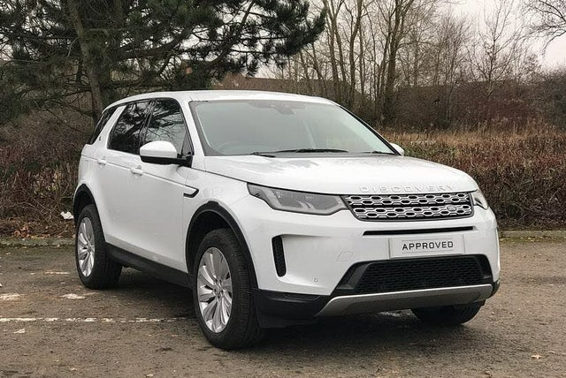 2020 Land Rover Discovery Sport (20 reg)