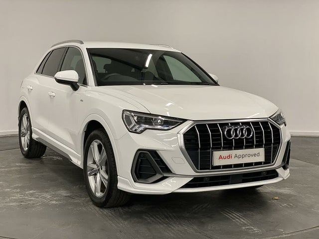 2019 Audi Q3 1.5 35 TFSI S Line (CoD) Station Wagon 1498cc Tronic (19 reg)