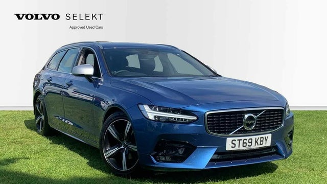 2019 Volvo V90 2.0TD D4 R-Design (69 reg)