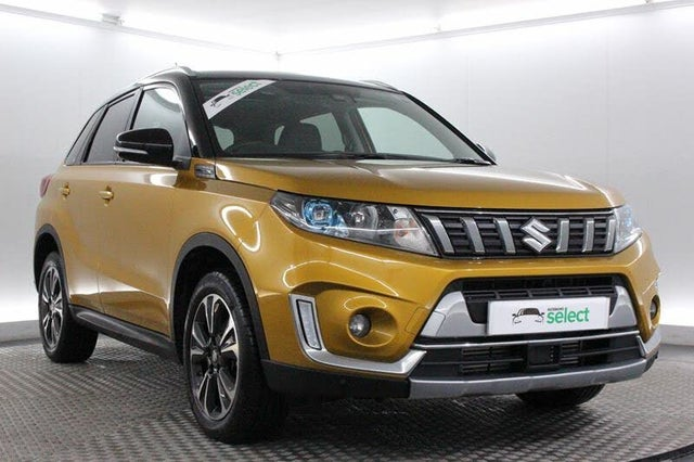 2020 Suzuki Vitara 1.4 Boosterjet SZ5 ALLGRIP Auto (20 reg)