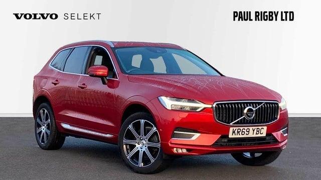 2019 Volvo XC60 2.0TD B5 Inscription Pro (69 reg)
