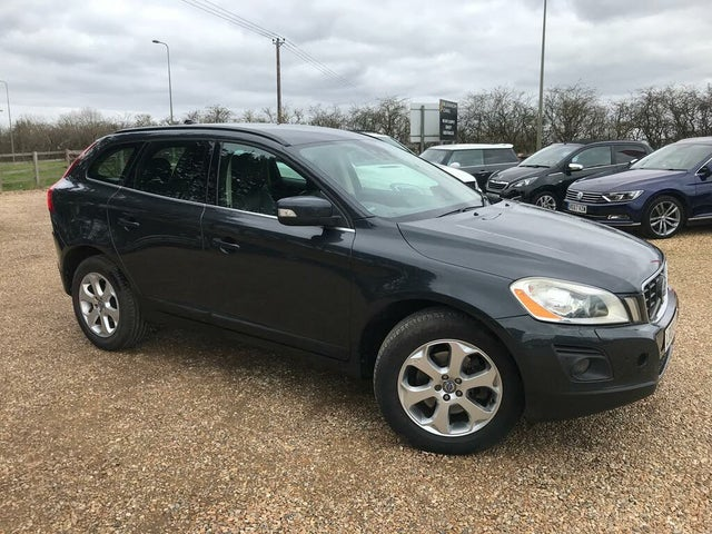 2009 Volvo XC60 2.4TD D5 SE Lux (185ps) Geartronic (09 reg)