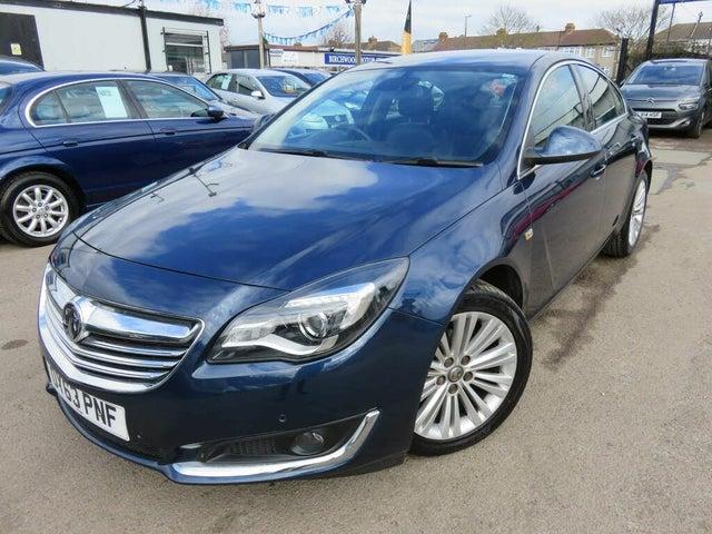 2013 Vauxhall Insignia 2.0CDTi Tech Line (140ps) ecoFLEX (s/s) Hatchback 5d (63 reg)
