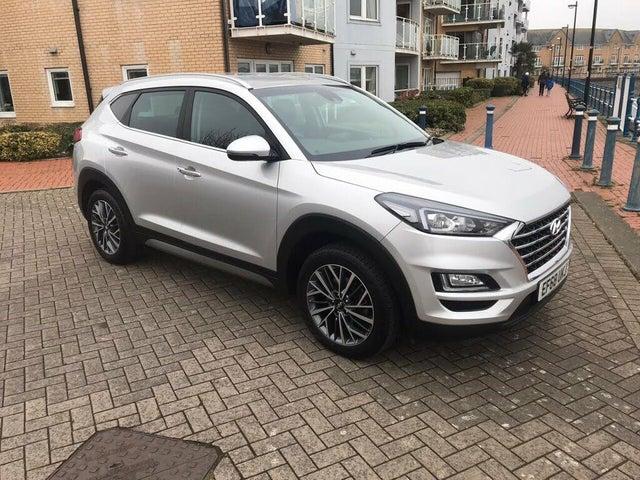 2019 Hyundai Tucson 1.6 GDi Premium (68 reg)