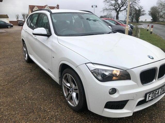 2014 BMW X1 2.0TD sDrive18d M Sport Auto (64 reg)