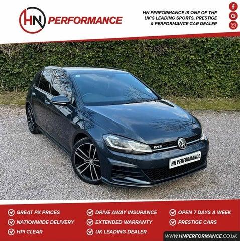 2017 Volkswagen Golf 2.0TDI GTD (BMT)(s/s) Hatchback 5d DSG (WZ reg)