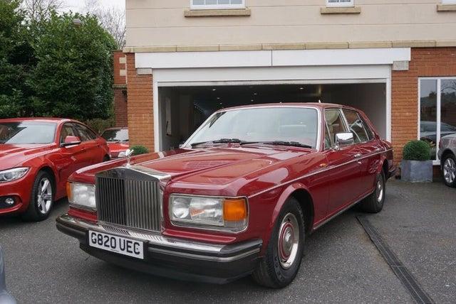 1989 Rolls-Royce Silver Spirit 6.8 II