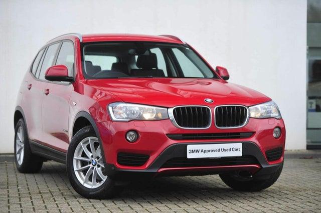 2016 BMW X3 (66 reg)
