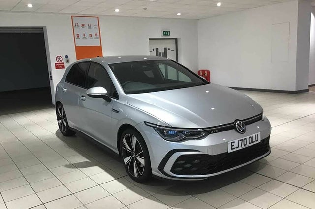 2020 Volkswagen Golf 2.0TDI GTD (200ps) Hatchback 5d (70 reg)