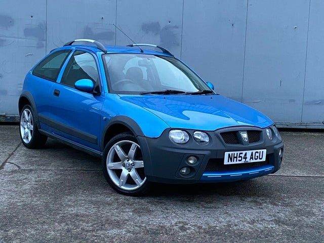 2005 Rover Streetwise 1.4 500 Olympic 3d (RR reg)