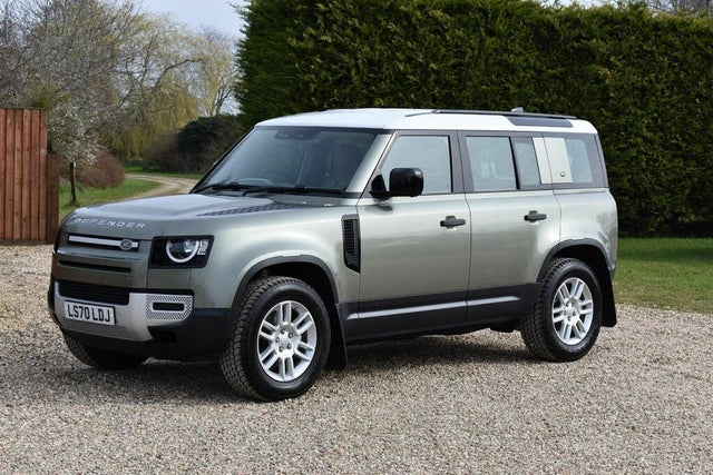 2020 Land Rover 110 Defender 2.0 D240 S 110 (70 reg)