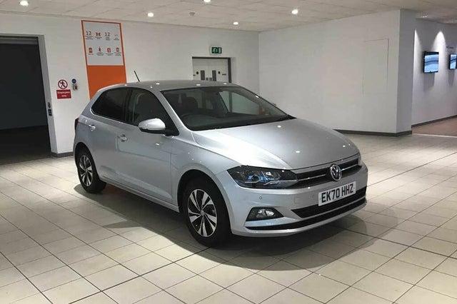 2020 Volkswagen Polo 1.0 TSI Match DSG (70 reg)