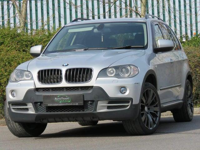 2009 BMW X5 3.0TD xDrive30d SE (09 reg)
